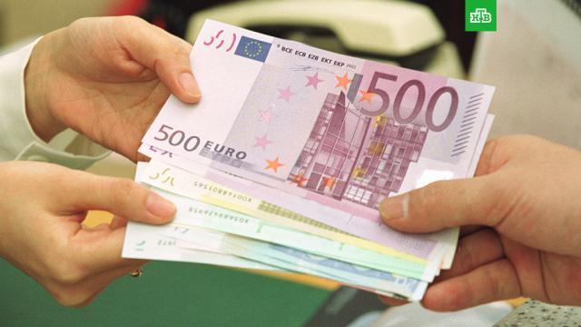 Курс евро превысил 93рубля.биржи, валюта, евро.НТВ.Ru: новости, видео, программы телеканала НТВ