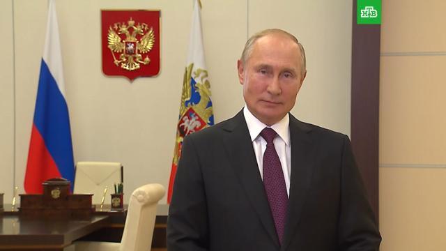 Путин назвал беспрецедентным внешнее давление на Белоруссию.Белоруссия, Путин, митинги и протесты.НТВ.Ru: новости, видео, программы телеканала НТВ