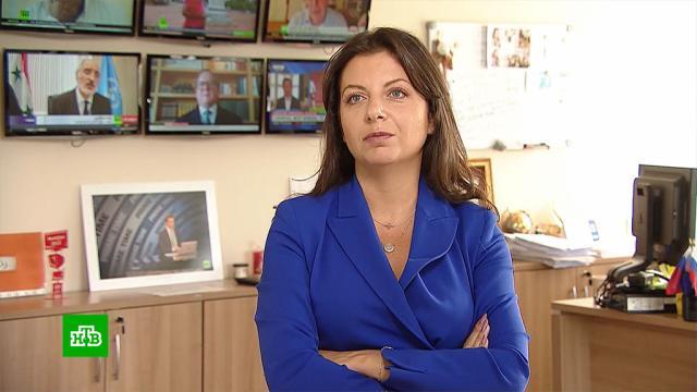 Симоньян оценила санкции Twitter против РИА Новости.Twitter, Интернет, СМИ, США.НТВ.Ru: новости, видео, программы телеканала НТВ