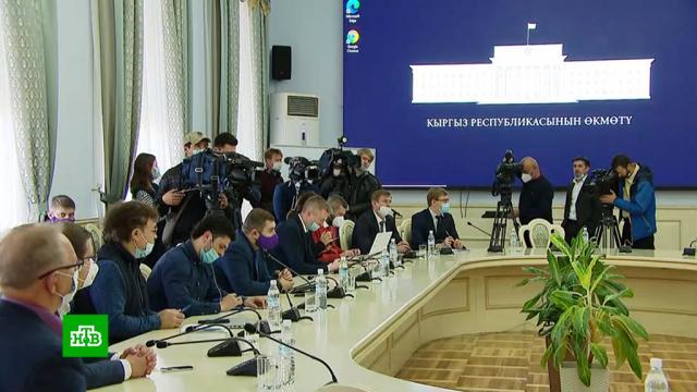 Киргизия готовится кпервым всвоей истории биометрическим выборам впарламент.Киргизия, выборы, парламенты.НТВ.Ru: новости, видео, программы телеканала НТВ