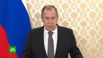 МИД РФ предупредил об угрозе «обрушения» отношений России иГермании