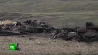 Баку отказывается от переговоров итребует от армян покинуть Нагорный Карабах