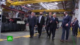 Директор завода «Ростсельмаш» рассказал Мишустину об импортозамещении на производстве