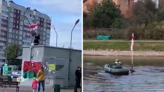 «Угрозы потери власти нет»: белорусские протесты постепенно затухают