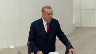 «Хитрая ловушка Эрдогана»: чего добивается Турция от кризиса вНагорном Карабахе