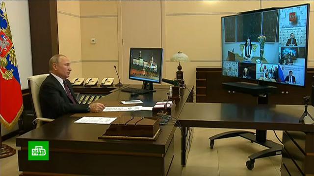 Путин назвал разговоры ополном закрытии школ несерьезными.Путин, образование, школы.НТВ.Ru: новости, видео, программы телеканала НТВ