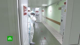 Спасает чувство юмора: защитные костюмы в больнице имени Филатова получили прозвища