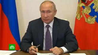 Путин поручил навести порядок всфере детского июношеского спорта