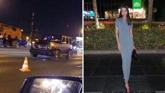 Звезда «Холостяка» насмерть сбила пешехода вМоскве