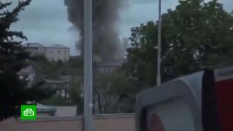Генсек ООН призвал помочь прекратить огонь вКарабахе