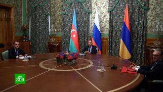 Переговоры глав МИД Армении и Азербайджана в Москве затянулись на несколько часов
