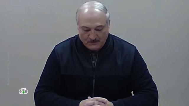 Лукашенко обсудил конституцию соппозиционерами вСИЗО.Белоруссия, Лукашенко, выборы, митинги и протесты.НТВ.Ru: новости, видео, программы телеканала НТВ