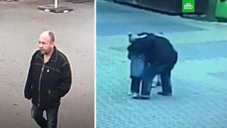 Пьяный мужчина поцеловал девочку возле зеленоградской школы