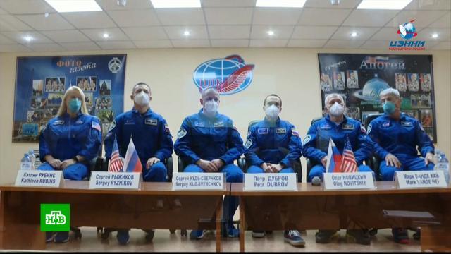 Новая экспедиция отправится на МКС по двухвитковой схеме.МКС, космонавтика, космос, наука и открытия.НТВ.Ru: новости, видео, программы телеканала НТВ