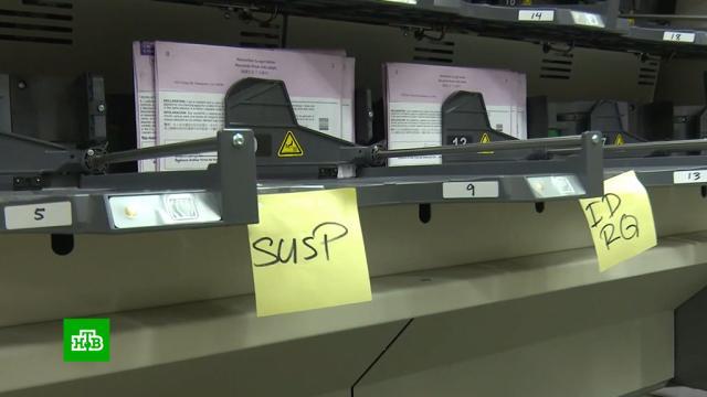 Эксперты назвали американскую избирательную систему одной из наихудших.США, выборы.НТВ.Ru: новости, видео, программы телеканала НТВ