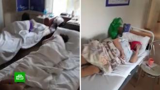 ВБашкирии иСамарской области не хватает больничных коек для пациентов с<nobr>COVID-19</nobr>