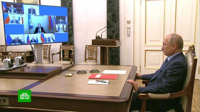 Путин поручил Лаврову получить от США «внятный ответ» по СНВ-3.Лавров, МИД РФ, Путин, США, вооружение, ядерное оружие.НТВ.Ru: новости, видео, программы телеканала НТВ