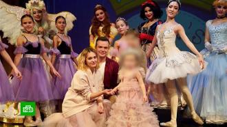 Учениц самарской хореографической школы обязали выступить на семейном торжестве