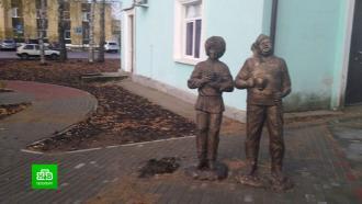 В Ленобласти вандалы похитили киношного Балбеса