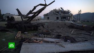 Небензя рассказал опроблемах срежимом прекращения огня вНагорном Карабахе