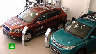 После падения рубля цены на автомобили выросли на 15%