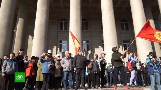 ВКиргизии назначили дату повторных выборов впарламент
