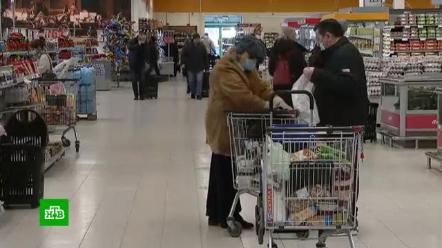 Россияне стали больше тратить во время пандемии.зарплаты, коронавирус, магазины, работа, экономика и бизнес.НТВ.Ru: новости, видео, программы телеканала НТВ