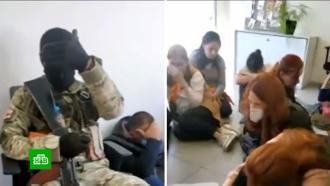 След захватчика заложников в Грузии пропал на границе с Абхазией