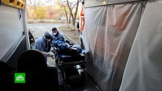 На Урале <nobr>из-за</nobr> нехватки врачей скорую ждут по несколько дней