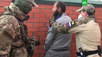 ФСБ ликвидировала ячейки экстремистов вдвух регионах
