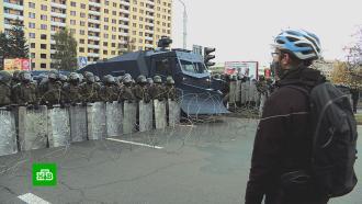 Власти Белоруссии опровергли сообщения оначале «общенациональной забастовки»