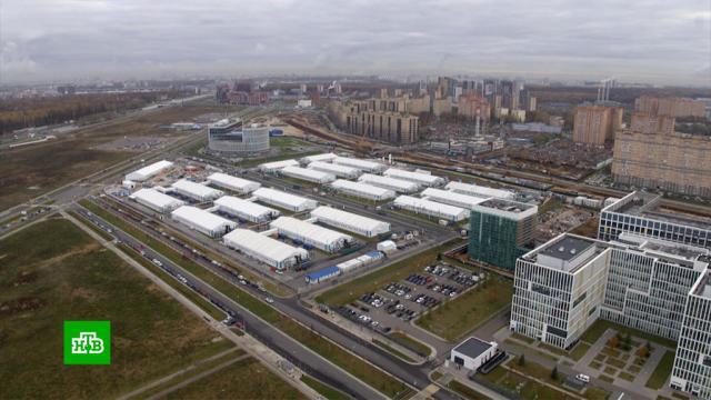 В Коммунарке открыли крупнейший реанимационный блок для больных COVID.здравоохранение, коронавирус, Москва, эпидемия.НТВ.Ru: новости, видео, программы телеканала НТВ