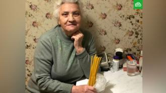 Пенсионерке продали макароны вместо свечей вцерковной лавке