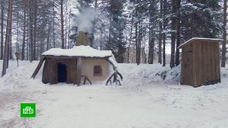 Мастер из Кировской области детально воссоздал дом Шрека