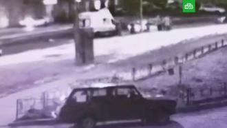 В Петербурге после ДТП произошла массовая драка