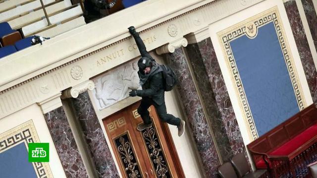 Буш-младший сравнил США сбанановой республикой.Байден, беспорядки, Вашингтон, выборы, драки и избиения, митинги и протесты, полиция, США, Трамп Дональд.НТВ.Ru: новости, видео, программы телеканала НТВ