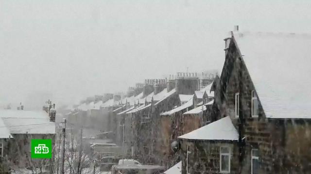 Снегопады иморозы парализовали Китай истраны Западной Европы.Европа, Китай, зима, морозы, погода, снег.НТВ.Ru: новости, видео, программы телеканала НТВ
