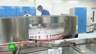 Бразилия вближайшее время начнет производство вакцины «СпутникV»