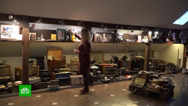 Музей неоцененных вещей: зачем вЛатвии хранят найденные на свалке советские раритеты.Латвия, СССР, выставки и музеи.НТВ.Ru: новости, видео, программы телеканала НТВ