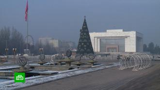 День тишины наступил вКиргизии перед досрочными выборами президента