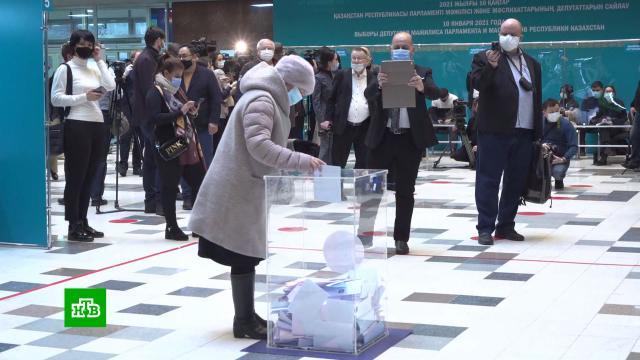 ВКазахстане завершилось голосование на парламентских выборах