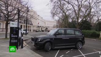 Британия хочет к2030году отказаться от бензина идизеля