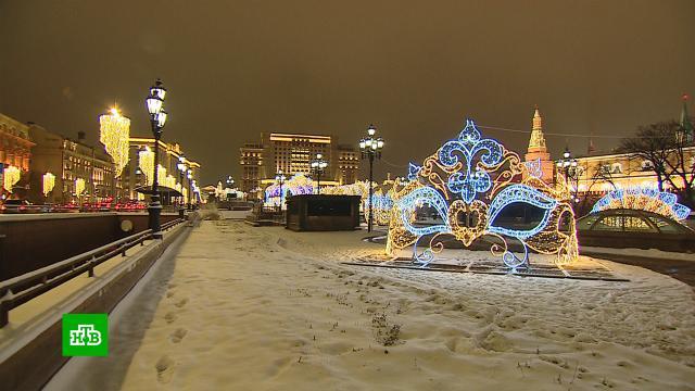 Аномальные сибирские морозы придут вцентральные регионы России.Краснодар, Краснодарский край, зима, снег.НТВ.Ru: новости, видео, программы телеканала НТВ