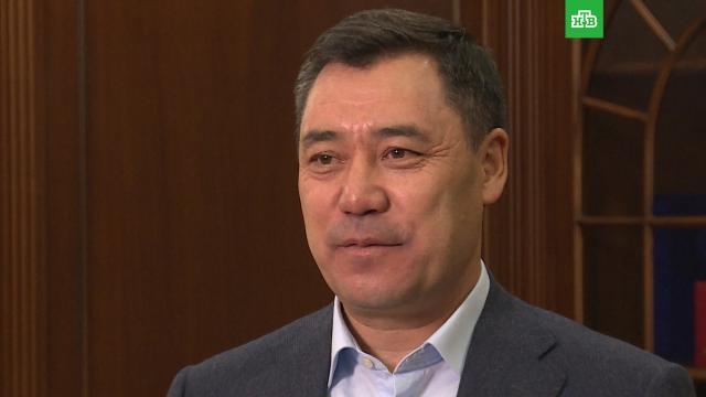 Избранный президент Киргизии: это народ совершил революцию.Киргизия, выборы, законодательство, конституции, референдумы.НТВ.Ru: новости, видео, программы телеканала НТВ