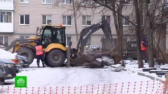 Морозы оставили без воды итепла сотни жителей Ленобласти