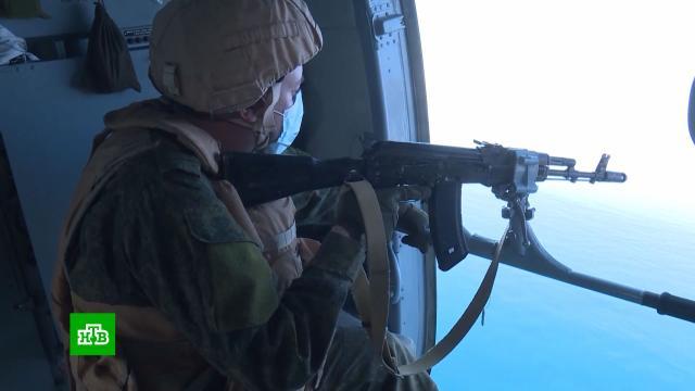 Российские военные провели учения по спасению пострадавших вСирии.Сирия, армия и флот РФ, войны и вооруженные конфликты.НТВ.Ru: новости, видео, программы телеканала НТВ