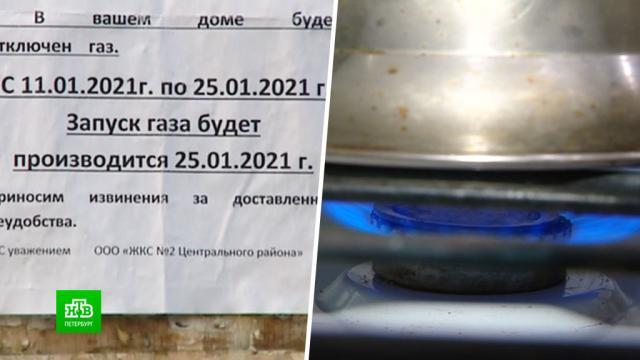 Петербуржцам в самые холода ради ремонта перекроют газ.ЖКХ, Санкт-Петербург, газ.НТВ.Ru: новости, видео, программы телеканала НТВ