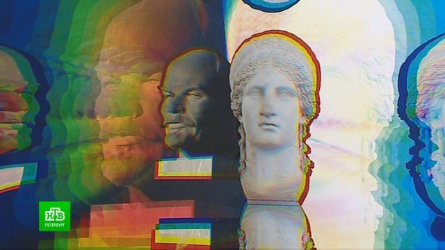 Киберакадемисты заявили осебе на выставке вПетербурге.Санкт-Петербург, выставки и музеи, искусство.НТВ.Ru: новости, видео, программы телеканала НТВ