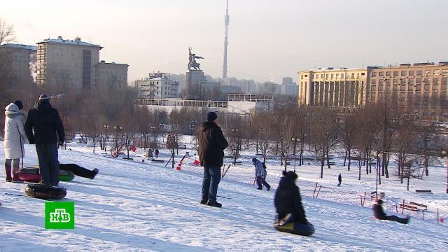 Встоличном регионе растет спрос на валенки, коньки илыжи.ЖКХ, Москва, зима, погодные аномалии, снег.НТВ.Ru: новости, видео, программы телеканала НТВ