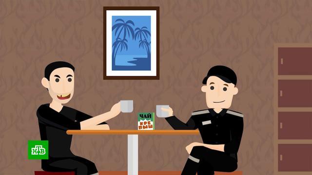 Придуманный зэками персонаж Кеша Закладкин стал героем мультфильма